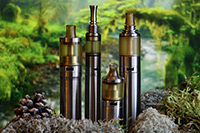 4nine Mechanical Mod & dvarw steam tuners tank, atto mod & dvarw across tank, simpl mechanical mod & dvarw, slimzy mechanical mod & dvarw 16mm