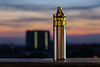 Dvarw Steam Tuners & 4nine Mechanical Mod