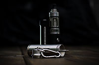 Kangertech TopTank Mini & Easy Ambition mod