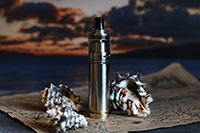 Serpent Alto & Windrose Mechanical mod